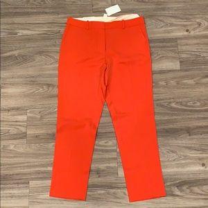 Orange slacks